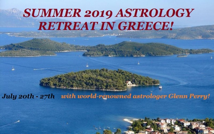 Summer 2019 Astrology Retreat in Greece with Glenn Perry! – Greek